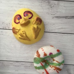 Easter Chick Bath bomb