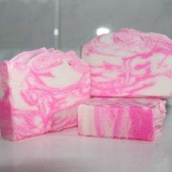 Pink Peony Soap