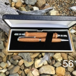 561 Silky Oak Seam Ripper & Pen Combo (Free Australia Postage)