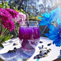 Organic Blue Butterfly Tea 40g