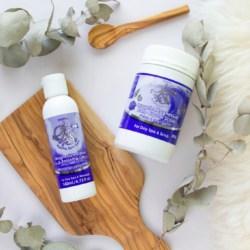 Organic Magnesium Bath Crystal Scrub 500g