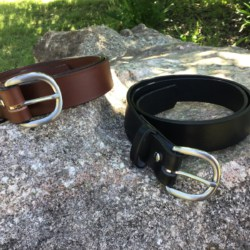 Mumbulla – Leather Belt