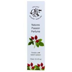 Organic Rosehip Natures Passion Perfume