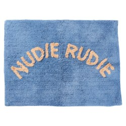 Tula Nudie Bath Mat – Cornflower