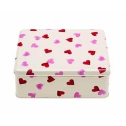 Emma Bridgewater Pink Hearts Biscuit Tin