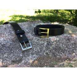 Peak Alone – Leather Belt