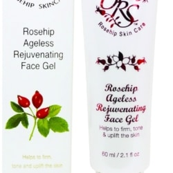 Organic Rosehip Ageless Rejuvenating Face Gel 60ml