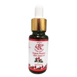 100% Pure Organic Rosehip Seed Oil 15ml