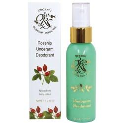 Organic Rosehip Underarm Deodorant 50ml