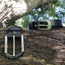 Verona – Leather Belt