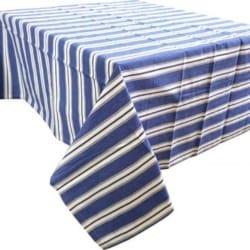 Bahamas Stripe Table Cloth