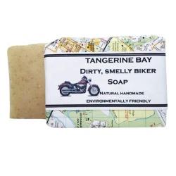 Dirty Smelly Biker Soap