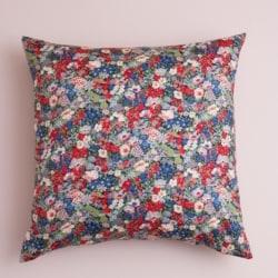 Liberty Ruby Meadow Cushion