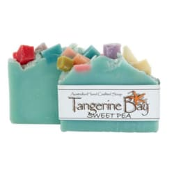 Sweet Pea Cold Pressed Soap