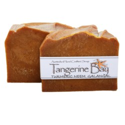 Turmeric, Neem and Galangal Cold Pressed Soap