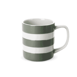 Cornishware Coloured 10oz Mug
