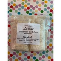 Lavendar Bath Tea – Twin Pack