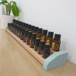 Essential Oil Display ~ Two Level