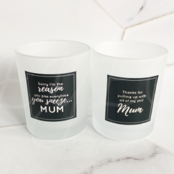 Mother's Day – naughty label preorder