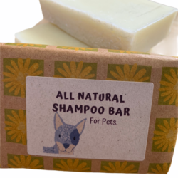 All Natural Shampoo Bar for Dogs