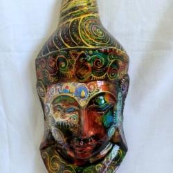 Small Buddha Head Wall Hanging (BH0002)