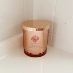Salted Caramel Handmade Soy Candle 300g