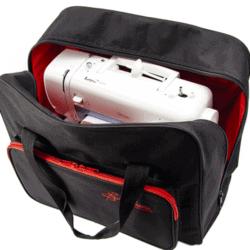 Sewing Machine Carry Bag Storage Zipper Close & Handles – MR4660.BR