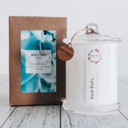 Rain Water Original Candle | Cyclamen, Lily of the Valley and Heliotrope