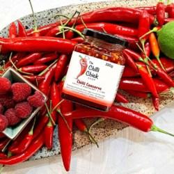 Chilli Conserve Raspberry & Lime