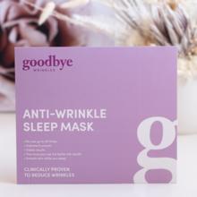 Goodbye Wrinkles, Neck Smoothing Mask
