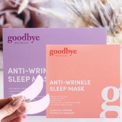 Goodbye Wrinkles, Under Eye Smoothing Mask