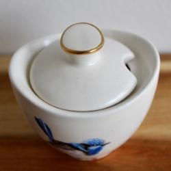 Superb Fairywren Tiny Sugar Pot