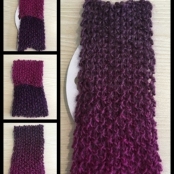 Hand Knitted Headband – soft and comfy