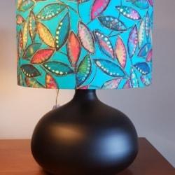 Stunning and unusual lamp shade