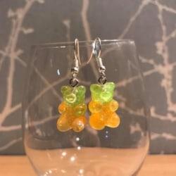 Gummy Bears – green & orange
