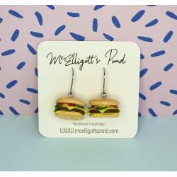 Cheese Burger Dangles