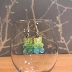 Gummy Bears – green & aqua