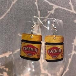 Vegemite Earrings