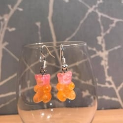 Gummy Bears – pink & orange