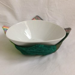 Upcycled Bowl Cosy Green (BCGREEN001)