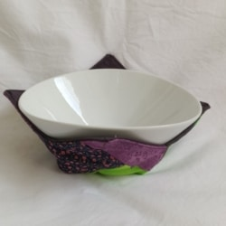 Upcycled Bowl Cosy purple (BCPURP001)