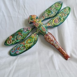 Dragonfly Wall Hanging (Dr0006)