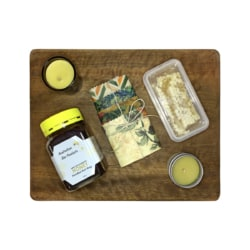 Natural Beeswax + Honey Gift Pack