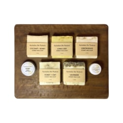 Soap + Beeswax Balm Gift Pack