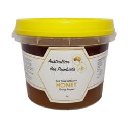 Spring Honey Tub