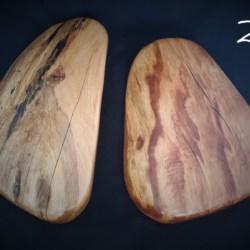 Yellow Cypress Timber Decor/Centrepiece