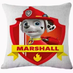 Cushion. Paw Patrol. Marshall