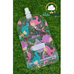 Sinchies Reusable Pouch – 200ml Mermaid