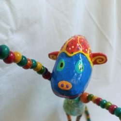 Hanging Monkey (Mon003)