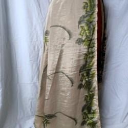 Small Sari Wrap Skirt (SKIRT015)